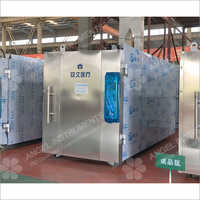 20 Cube Series Ethylene Oxide Sterilizer
