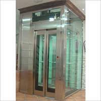 Outdoor Steel Elevators