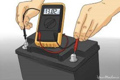 Batteries Checkup Service