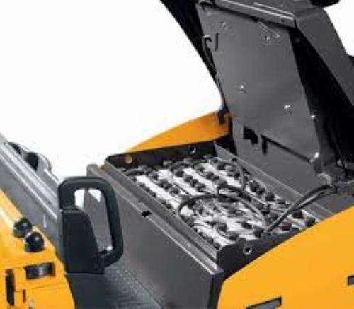 Forklift Batteries on Rental