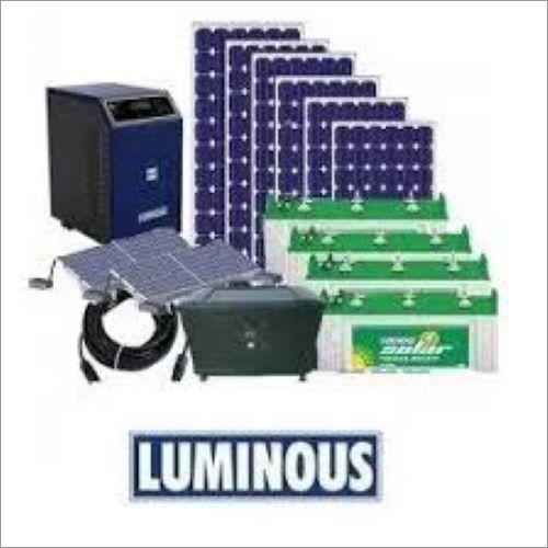 Luminous Solar Panels