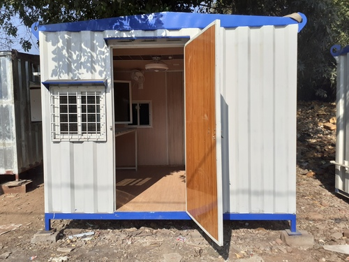Portable Shop Cabin