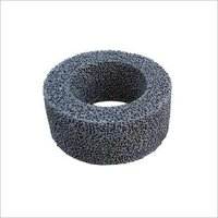 Silicon Carbide Ceramic Foam Filter Plate for Air Purification