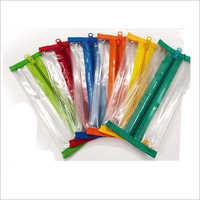 Plastic Pencil Pouch