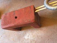 Hot Chamber Die Casting Machine Gooseneck Heater