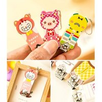 Lovely Cartoon Nail Cutter (Random)