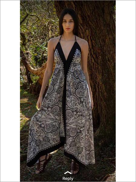 Scarf Dresses