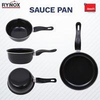 Black Ceramic/ Enamel Saucepan