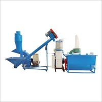 Automatic Cattle Feed Production Plant