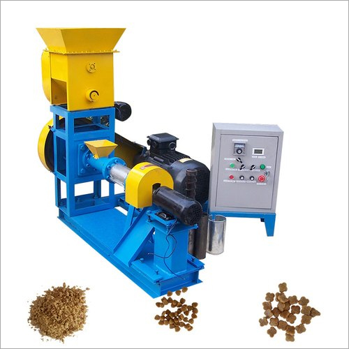 Small Fish Feed Extruder
