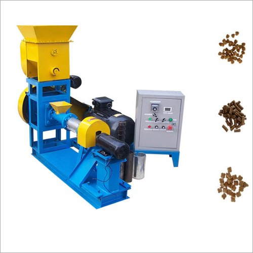 Micro Fish Feed Extruder