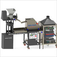 Export Quality PLC Operated Fully Automatic Chapati Making Machine
