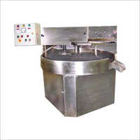 Semi Automatic Round Type Chapati Making Machine