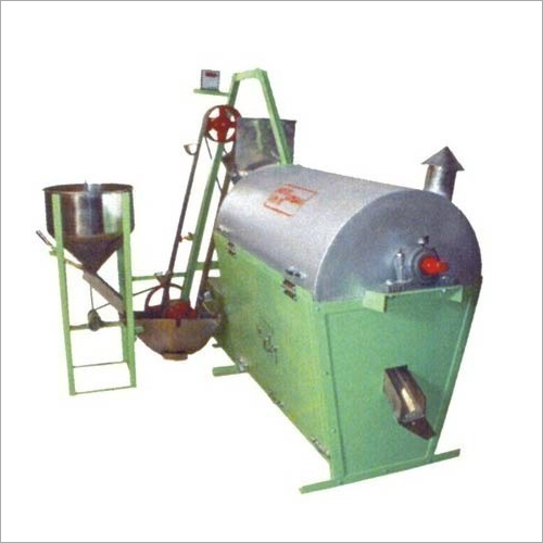 Electric Operated Murmura Processing Line