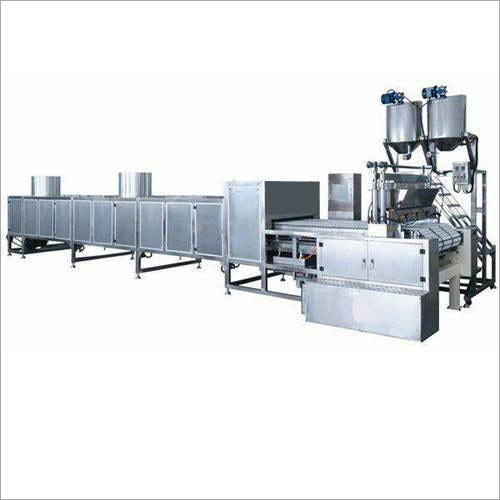 Central Filled Soft Candy Toffee Production Line