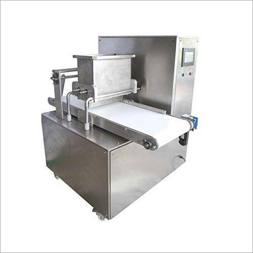 PLC Cookie Machine
