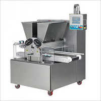 Double Color Cookie Making Machine
