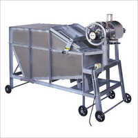 Air Flow Rice Roasting Puffing Machine