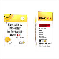 Piperacillin And Tazobactam For Injection IP