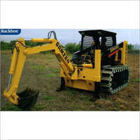 Gamzen Backhoe Loader