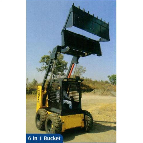 6 In 1 Bucket Loader