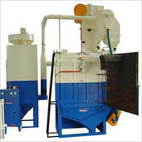 Hanger Type Shot Blasting Machine For Heat Treatment Industries