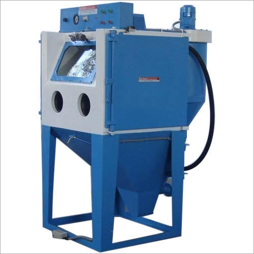 Wet Shot Blasting Machine