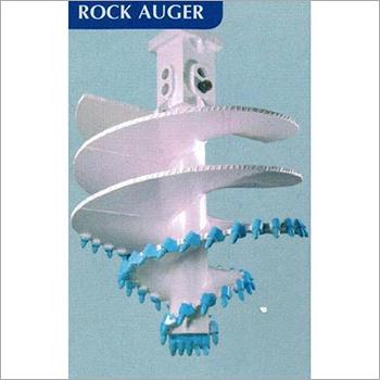 Rock Auger Machine