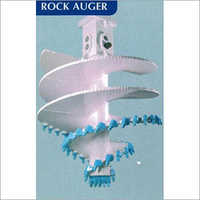 Rock Auger Machine