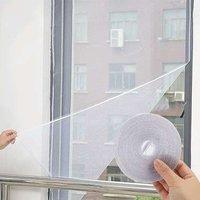 DIY Mosquito Mesh Net Curtain