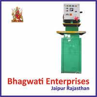 Industrial Hydraulic Chappal Making Machine