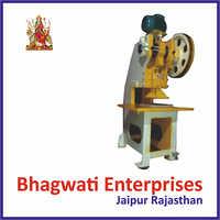 Slipper Making Power Press Machine