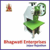 Electric Slipper Making Power Press Machine