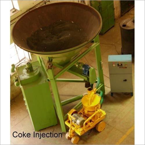 Industrial Coke Injection Machine