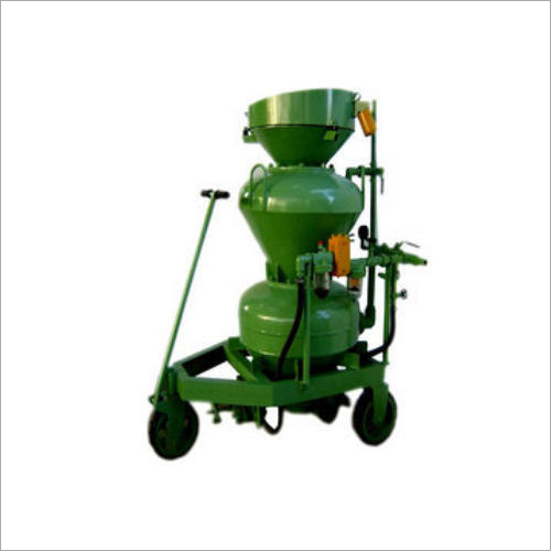 Portable Refractory Gunning Machine