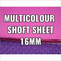 16 mm Multicolor Soft Sole Sheet