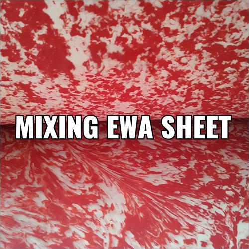 Mixing EWA Sole Sheet