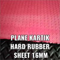 Plane Kartik Hard Rubber Sole Sheet
