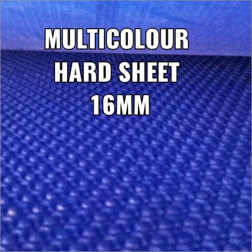 16mm Multicolour Hard Slipper Sheet