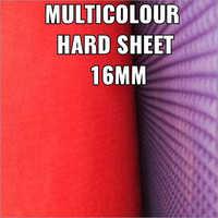 16mm Slipper Hard Sole Sheet