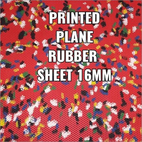 Printed Slipper Sole Sheet