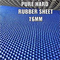 Pure Hard Rubber Sole Sheet