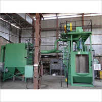 Industrial Shot Peening Machine