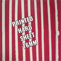 16 mm Printed Hard Sheet