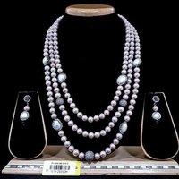 Antique And Kundan Necklace Set