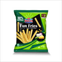Onion Flavour Fun Fries