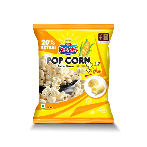 Butter Flavour Pop Corn