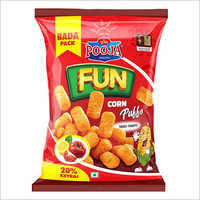 Tangy Tomato Fun Corn Puffs