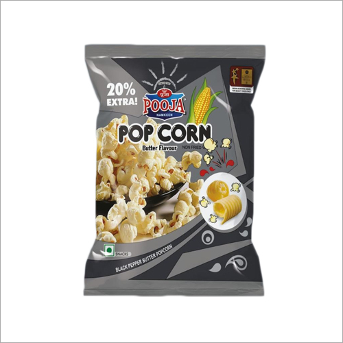 Butter Flavour Pop Corn