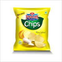 Plain Salted Flavour Chips